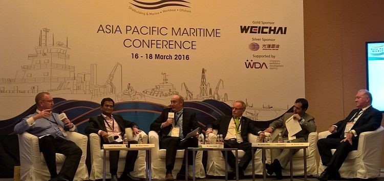 Asia Pacific Maritime Offshore Analysis Conference (16-18 March 2016)