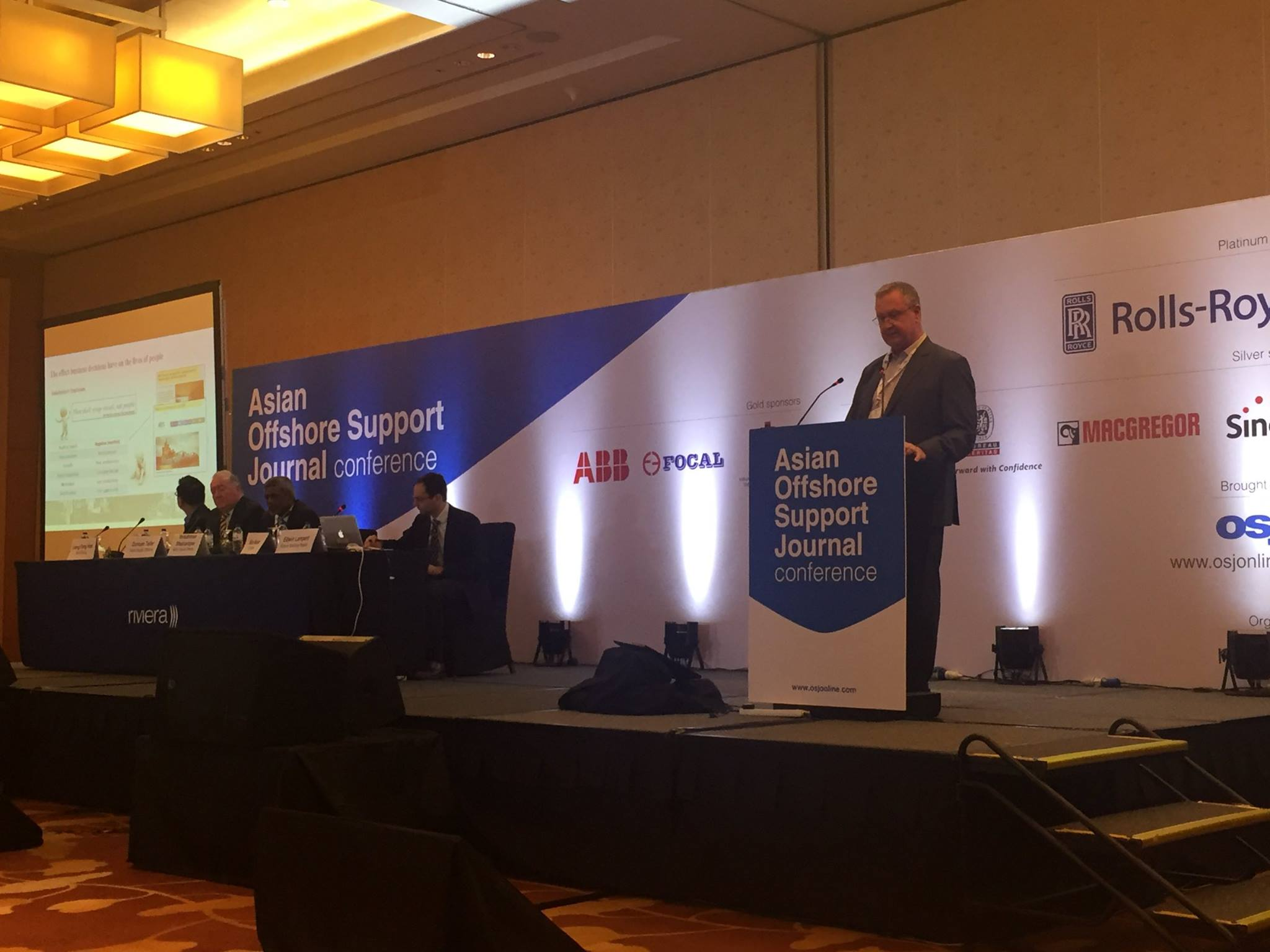 Asian Offshore Support Journal (OSJ) Conference 2016