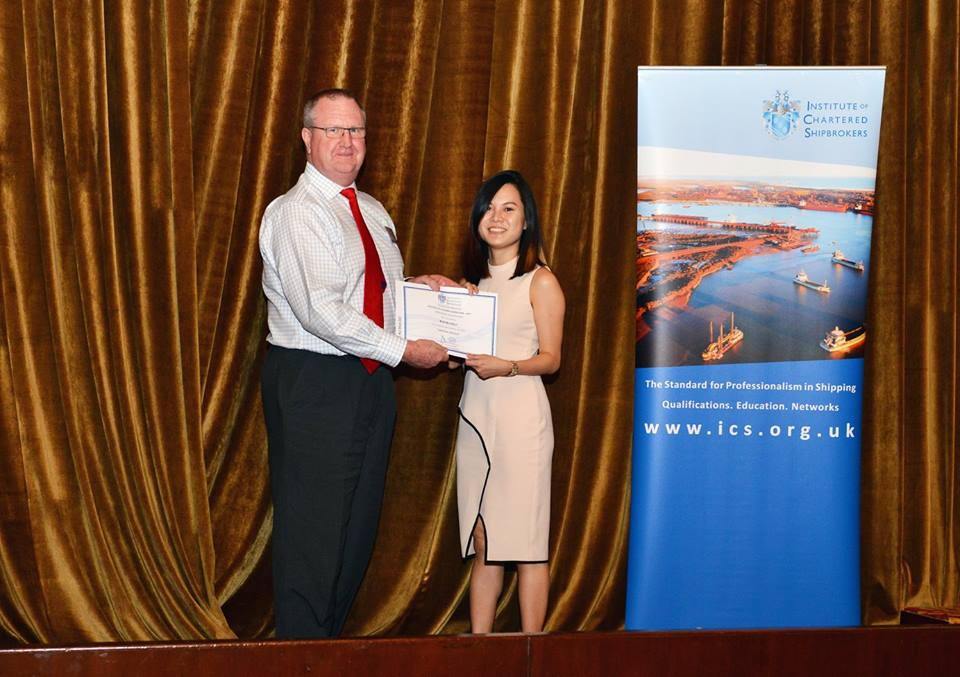 ICS Singapore Annual Prize Giving Ceremony