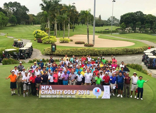 The 3rd MPA Charity Golf 2018