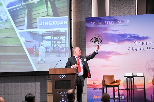 The Singapore Shipping Forum 2018